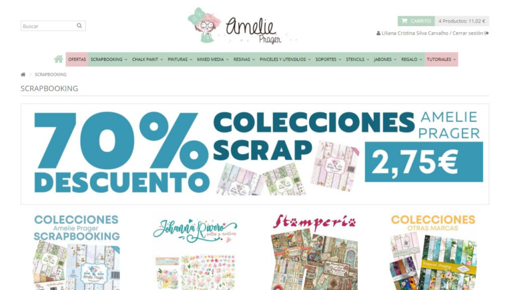 Compra en Amelie Prager
