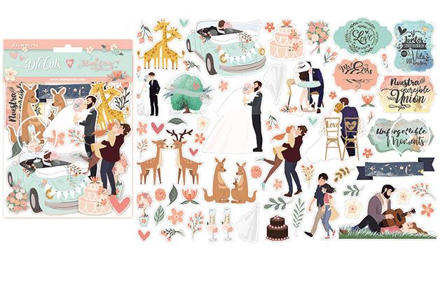 Imagen de la colección de Love Story de Johanna Rivero
